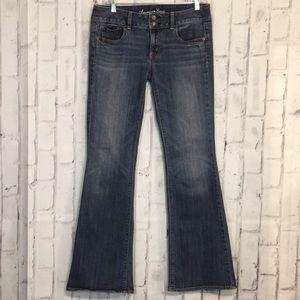 American Eagle Artist Super Stretch Jeans Sz 8